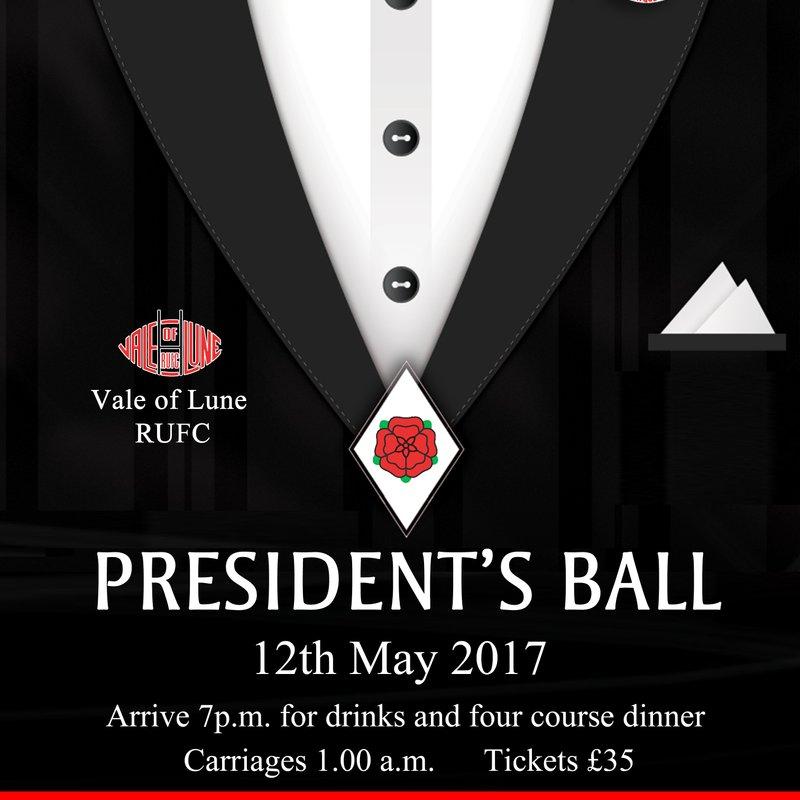Presidents Ball 2017