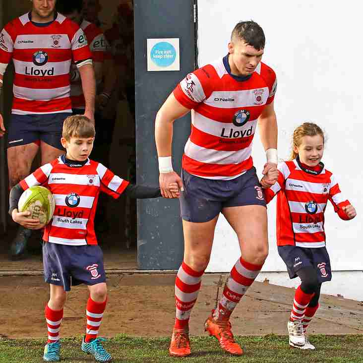 1st XV Mascots Saturday 27th January 2018