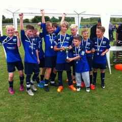 U11s Finish the Summer in Style