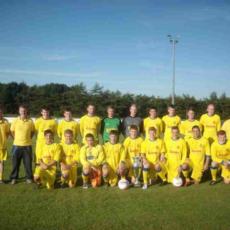 Resreve Development Squad 2012/13