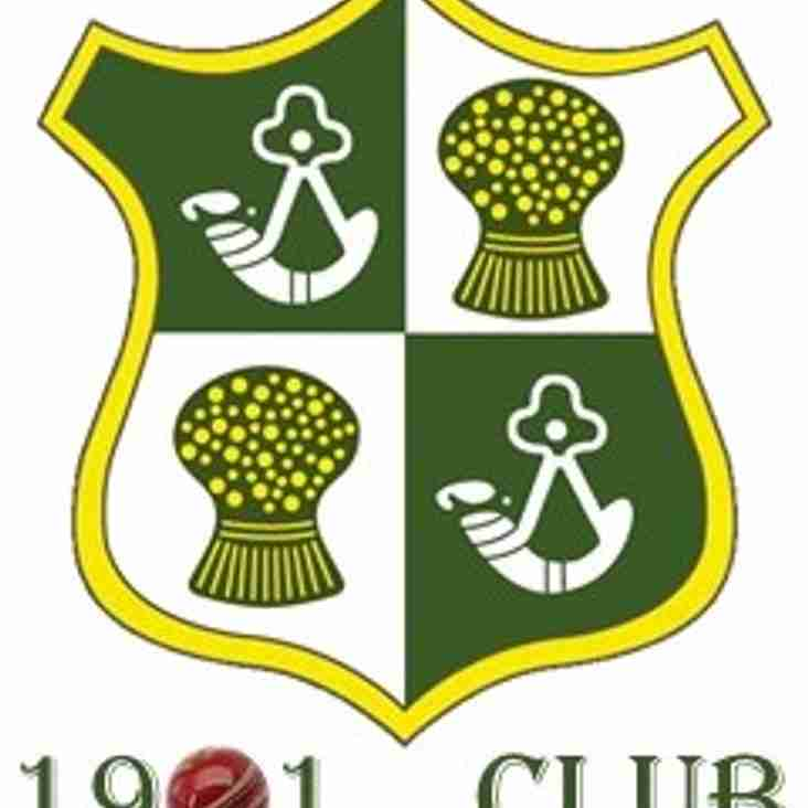 1901 Club - December/Christmas Draw
