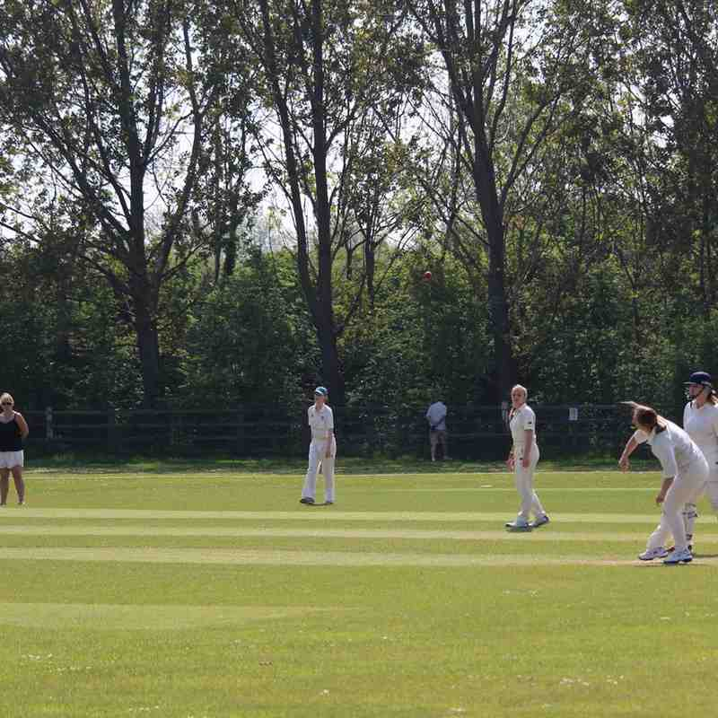 Ladies XI v Didsbury - 7 May 2018