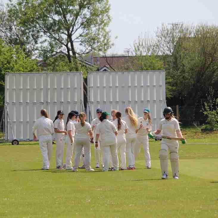 Ladies Match Report vs Hawarden Park