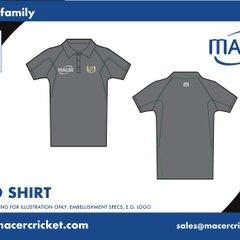 Macer Cricket clothing