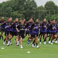 CDGFC Pre Season Training #4