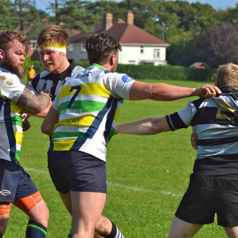 New Milton 1st XV vs. Farnham 26.09.15