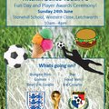 Details of our annual presentation day - promises to be the biggest yet