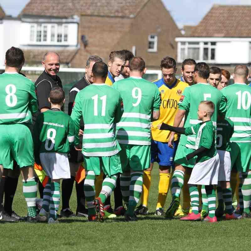 Waltham Abbey 1 AFC Sudbury 4