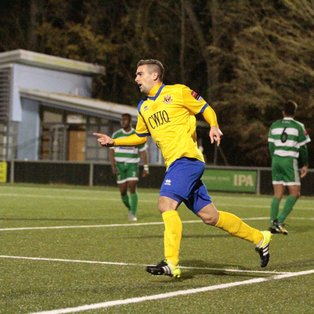 Away Win Sees AFC Joint Top