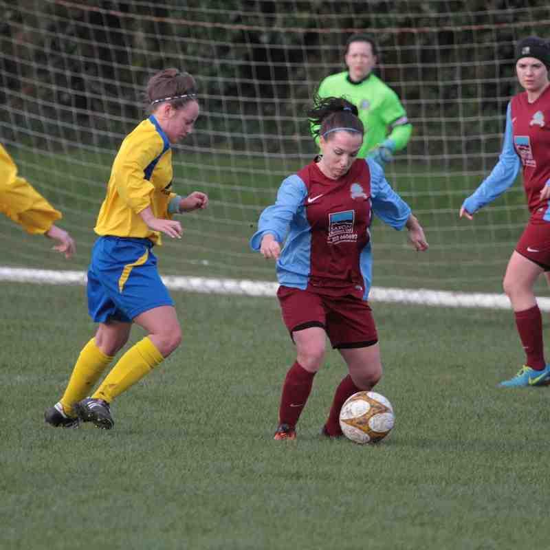 Great Shelford Ladies 1 AFC Sudbury Ladies 2