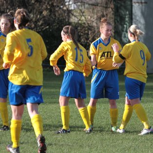 Ladies Win at Colchester