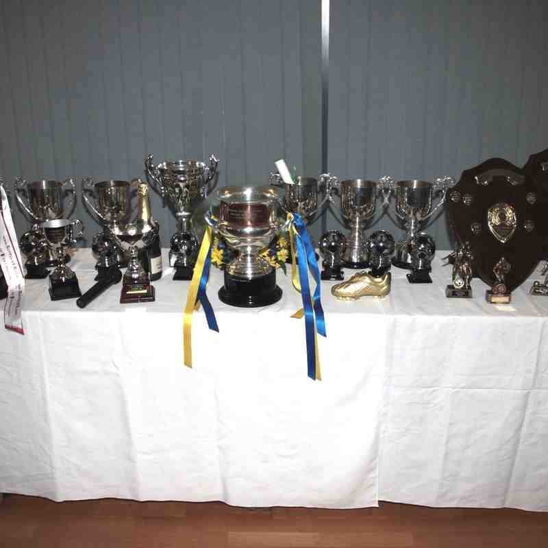 Awards Evening 2016