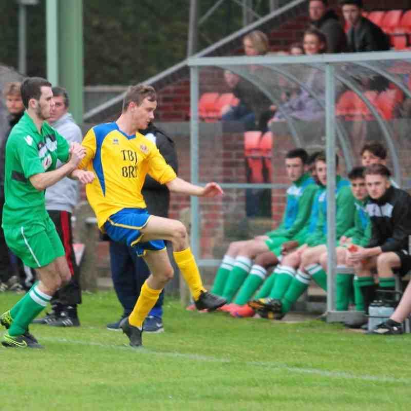 AFC Sudbury U18s 1 Biggleswade Town  U18s  3 Play off Final