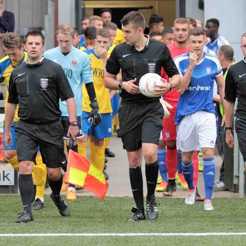 AFC Sudbury 5 Ipswich Town X1 4 Pre Season Friendly