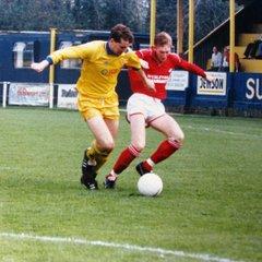 Sudbury Town 1 v Gravesend and Northfleet 3   Beazer Homes South 1st May 1993