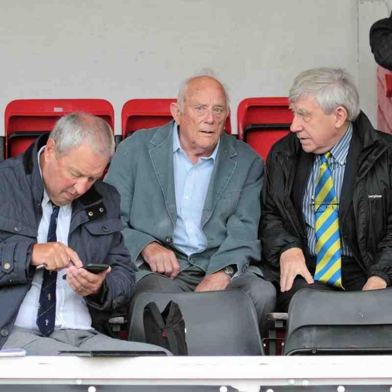 Ebsfleet United 5 AFC Sudbury 0 FA Cup