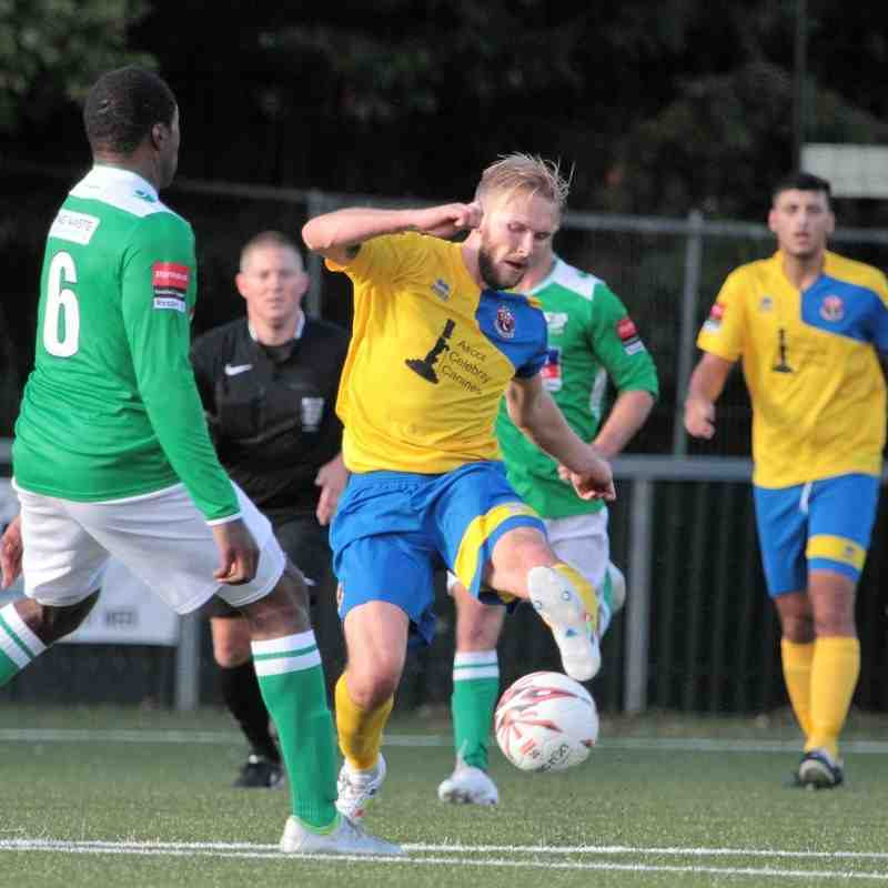 AFC Sudbury 1 Leatherhead 2