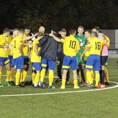 AFC Sudbury 7 Walsham le Willows 2 Suffolk Premier Cup