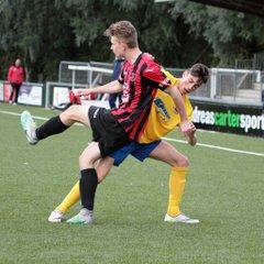 AFC Sudbury U19s 3 v Histon U19s