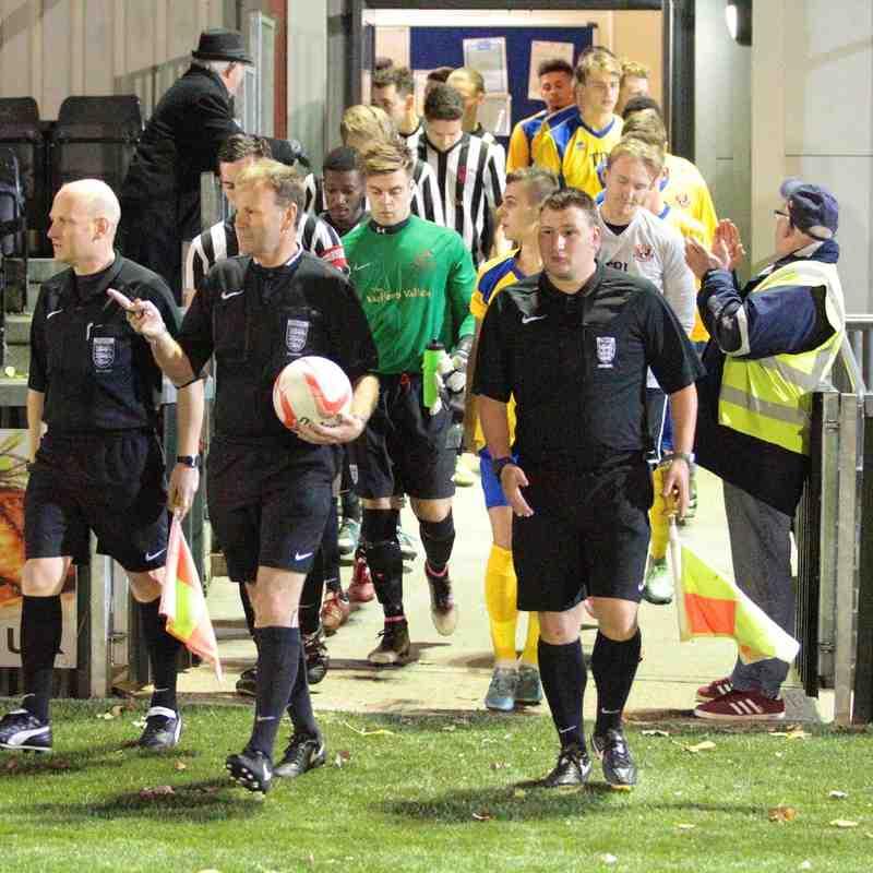 AFC Sudbury Res 3 Long Melford 1 League Cup