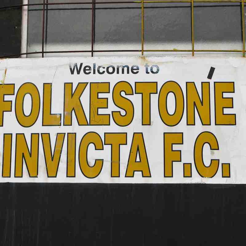 Folkestone Invicta 4 AFC Sudbury 2