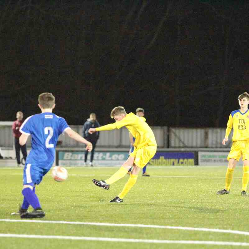 Leiston Res 5  AFC Sudbury Res U18s  3