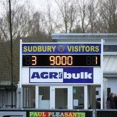 AFC Sudbury 3 Folkestone Invicta 1