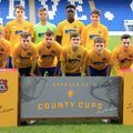 Under 18's Start Cup Campaign Away