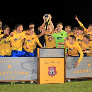 Second Cup Final Victory