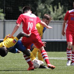 AFC Sudbury 4 Haverhill Rovers 1 Pre Season Friendly