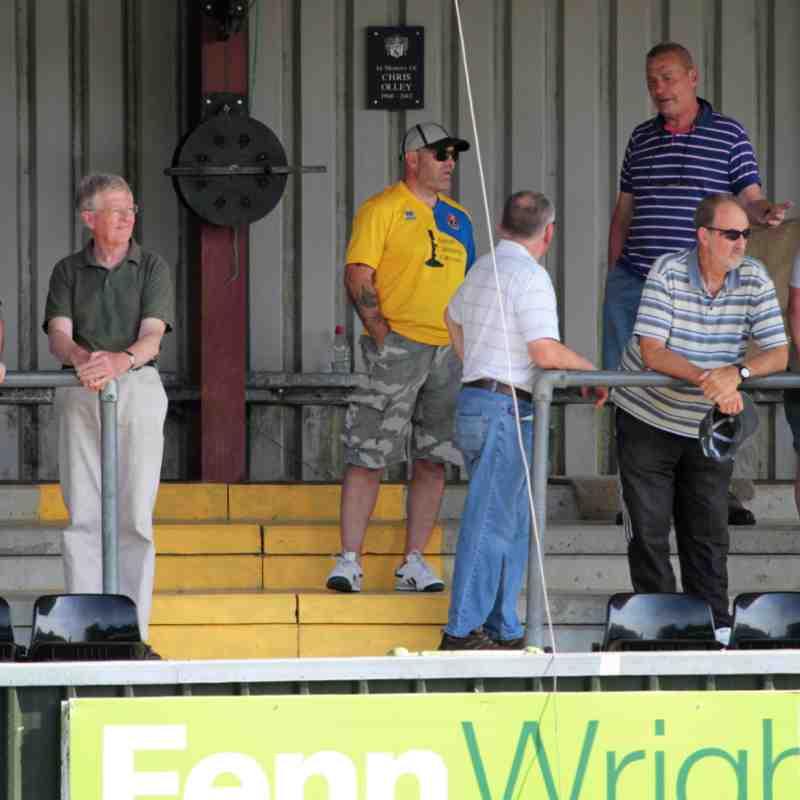AFC Sudbury 0 Mildenhall Town 2
