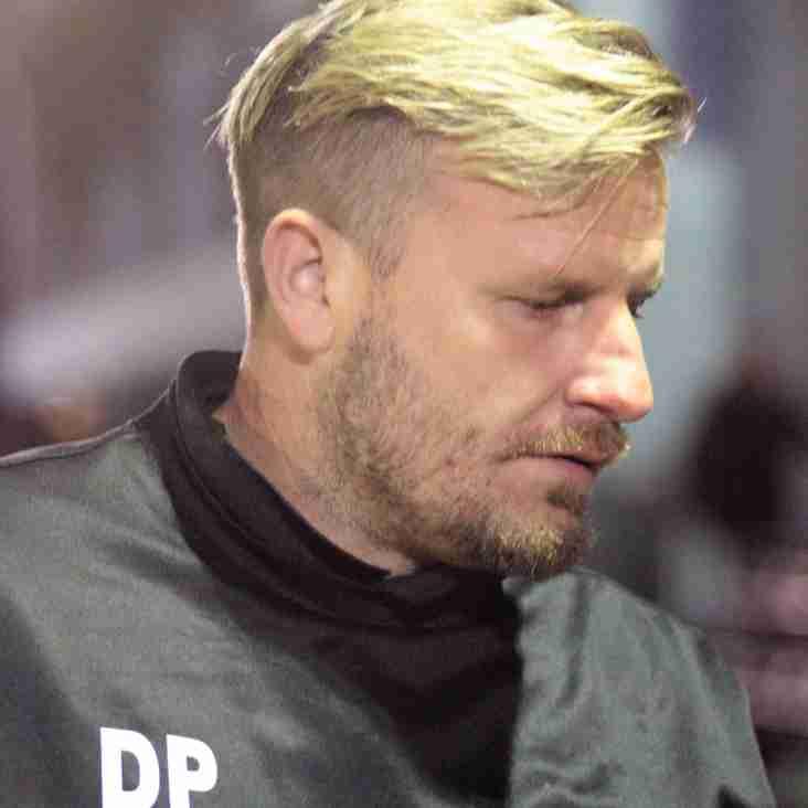 Goalkeeping Coach Leaves
