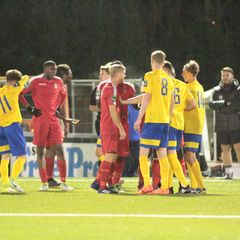 AFC Sudbury 1 Aveley 1