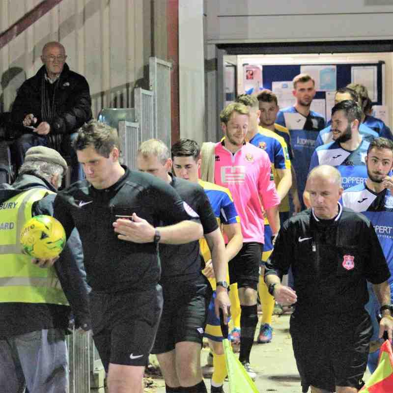 AFC Sudbury 2 Haverhill Borough 2 SPC  5-4 Pens