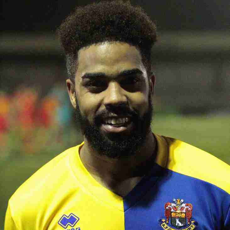 Dobson Brace Sees Point Return Home