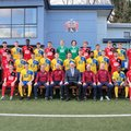 Young AFC Squad unlucky not to go through