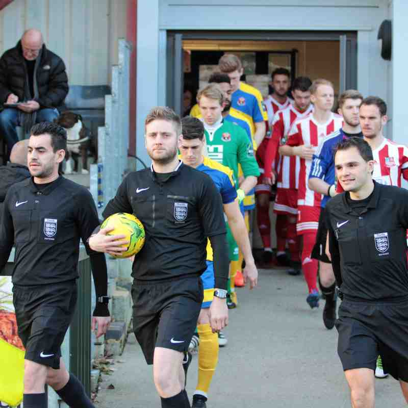 AFC Sudbury 4 Bowers & Pitsea 3