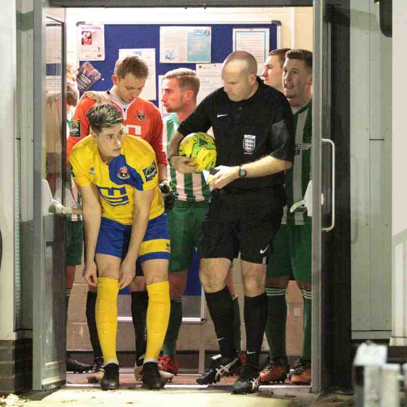 AFC Sudbury 0 Soham Town Rangers 1