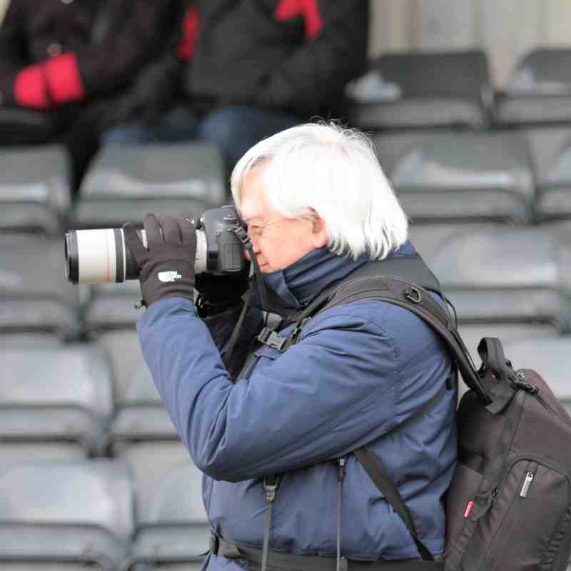 AFC Sudbury 1 Haringey Borough 2