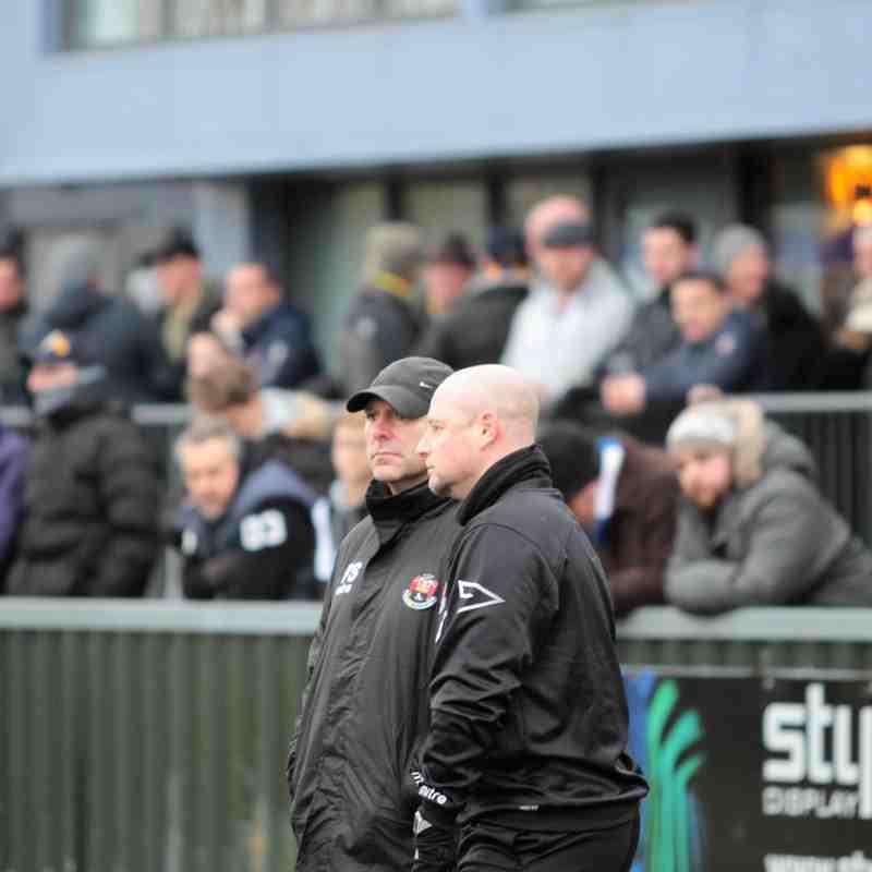 AFC Sudbury 1 Bury Town 1