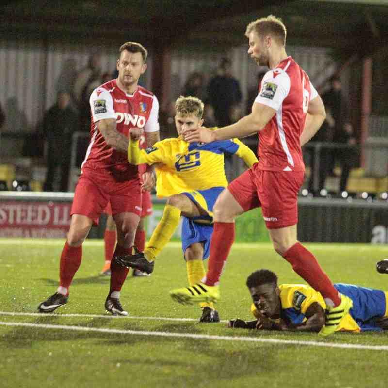 AFC Sudbury 2 Norwich United 2