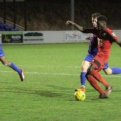 Maldon & Tiptree 1 AFC Sudbury 2