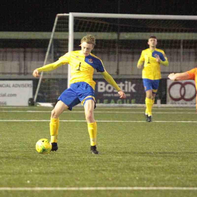 AFC v Maldon & Tiptree Friendly