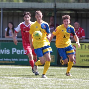 AFC lose to Harlow
