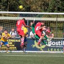 Frustrating day for AFC as 10 man Bowers hold on.