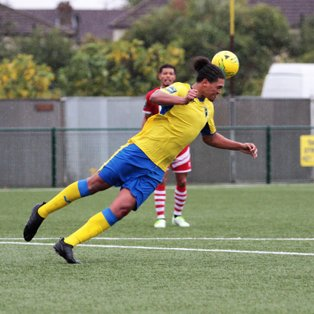 Harris goal gives AFC the win