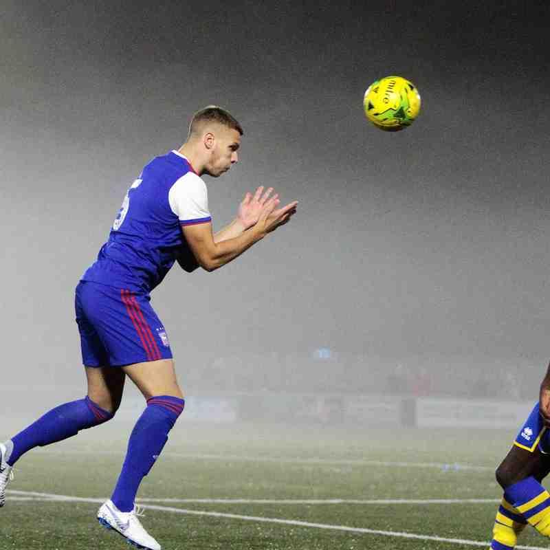 AFC Sudbury 0 Ipswich Town U23s 3