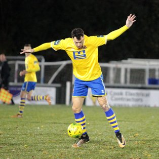 Coggeshall Frustrate AFC