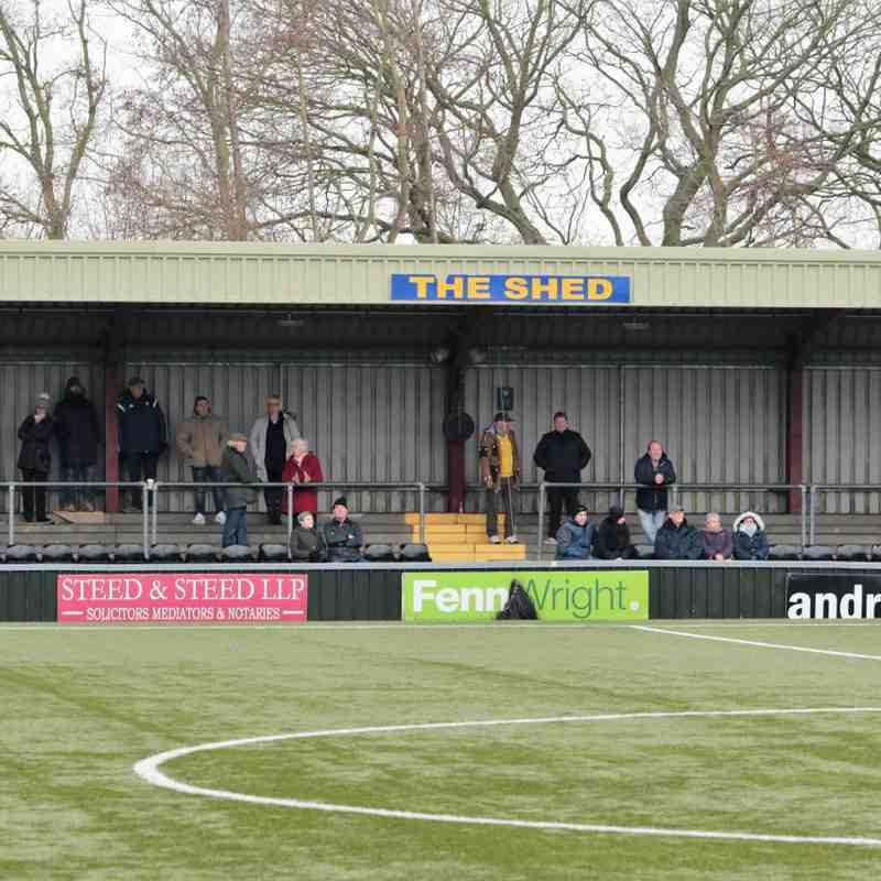 AFC Sudbury 3 Mildenhall Town 1