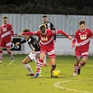 AFC fall to physical Heybridge side